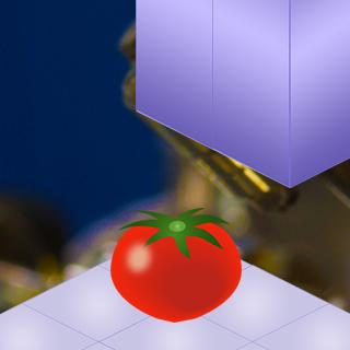 逃げトマト