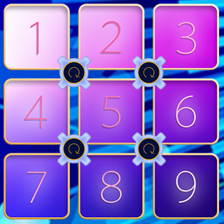 Rotate Number Panels